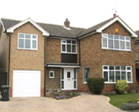 Two storey side extension over Garage – Stapleford